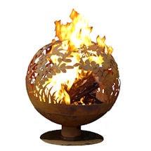 Garden Fire Globe