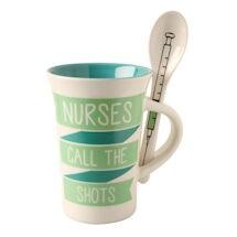 Mug and Spoon Gift Sets - Nurses