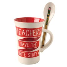 Mug and Spoon Gift Sets - Teachers
