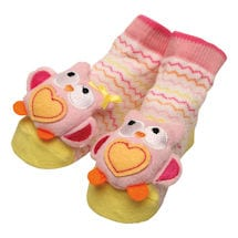 Rattle Toe Socks