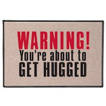 You're About to Get Hugged Doormat