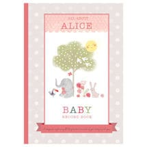 Personalized Baby Book - Girl