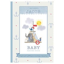Personalized Baby Book - Boy