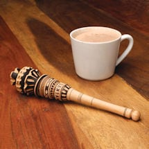 Mexican Hot Chocolate Molinillo