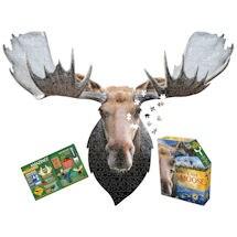I am Animal Puzzle - Moose