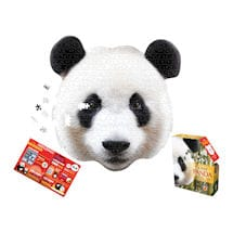 I am Animal Puzzle - Panda