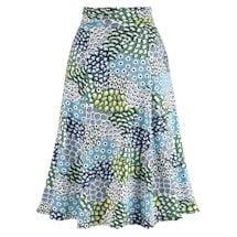Sea Breeze Circle Skirt