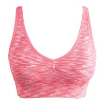 Racer-Back Adjustable Strap Comfortable Bra