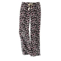 Sweetheart Rosebuds Fleece Lounge Pants