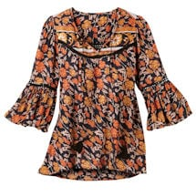 The Leaves Of Fall Tunic