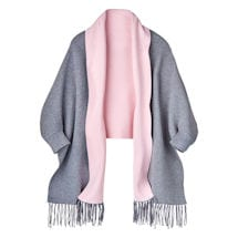 Shawl Collar Wrap