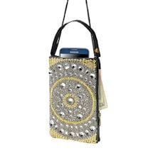 Gatsby Beaded Crossbody Bag