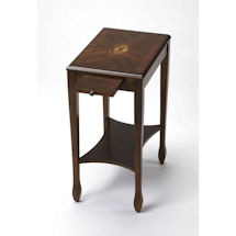 Gilbert Cherry Side Table