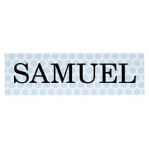Personalized Child's Name Wood Wall Art