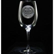 Personalized Irish Pride Wine Glass