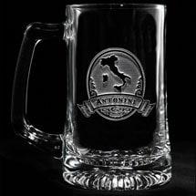 Personalized Italian Pride Beer Mug