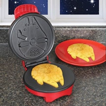 Disney Star Wars Round Millenium Falcon Waffle Maker