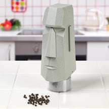 Easter Island Electric Pepper Mill
