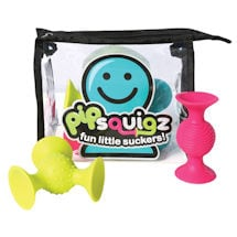 PipSquigz 6-Piece Set with Storage Bag