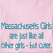 Personalized Girls, But Cuter Shirt