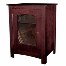 Crosley Cabinet Stand - Cherry