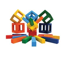 Fat Brain Toys Twig Building and Construction Set