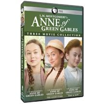 L.M. Montgomery's Anne of Green Gables: Three Movie Collection DVD