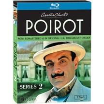 Agatha Christie's Poirot: Series 2 Blu-ray