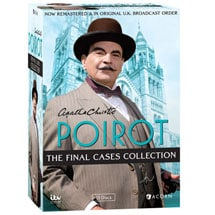 Agatha Christie's Poirot: The Final Cases Collection