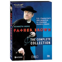 Father Brown: Complete Collection DVD