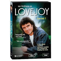 Lovejoy: Series 1 DVD