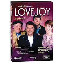 Lovejoy: Series 5 DVD