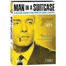 Man in a Suitcase: Set 1