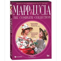 Mapp & Lucia: The Complete Collection