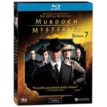 Murdoch Mysteries: Season 7 Blu-ray