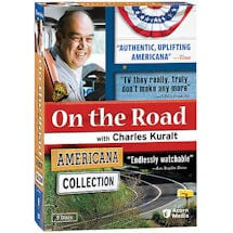 On the Road with Charles Kuralt: Americana Collection