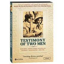 The Testimony of Two Men
