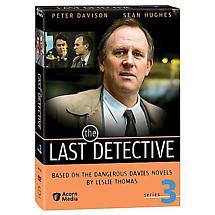 The Last Detective: Series 3