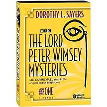 The Lord Peter Wimsey Mysteries: Set 1