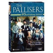 The Pallisers: 40th Anniversary Edition