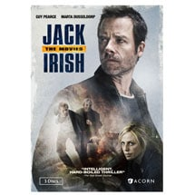 Jack Irish: The Movies DVD & Blu-ray