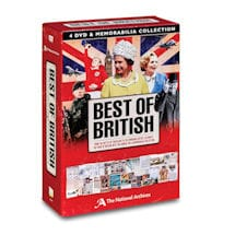 Best of British DVDs and Memorabilia Boxed Set