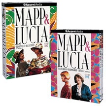 Mapp & Lucia Series 1 and 2: The Complete Series