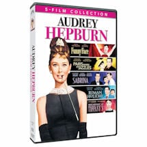 Audrey Hepburn 5 Film Collection