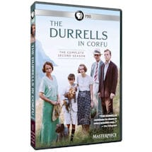 The Durrells in Corfu: Season 2 DVD & Blu-ray