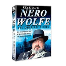 Nero Wolfe: The Complete Series