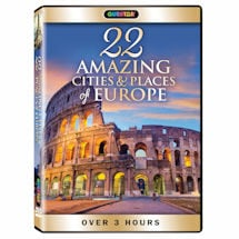 22 Amazing Cities and Places of Europe