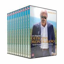 Detective Montalbano Binge Set: Episodes 1-30