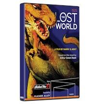 The Lost World 2K Restoration Blu-ray