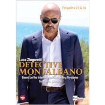 Detective Montalbano Episodes 29-30 DVD